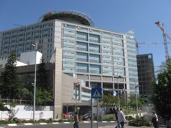 Медицинский центр Зив