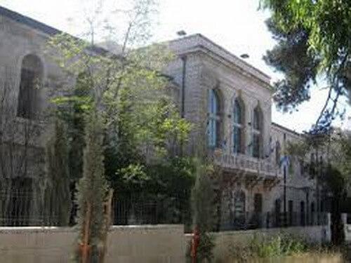 Больница Шаарей Цедек